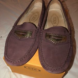 Tods  Gommino driving loafers